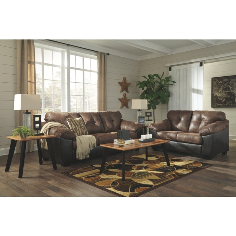 Benchcraft Gregal Sofa And Loveseat